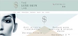 the-luxe-skin-lab-web-design
