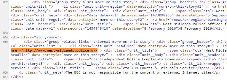 bbc seo linking