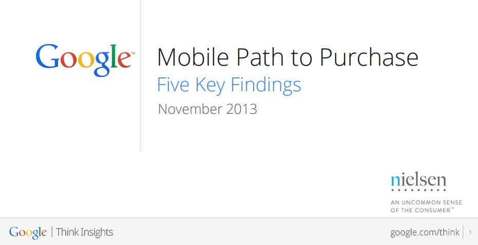 google mobile usage study 2013