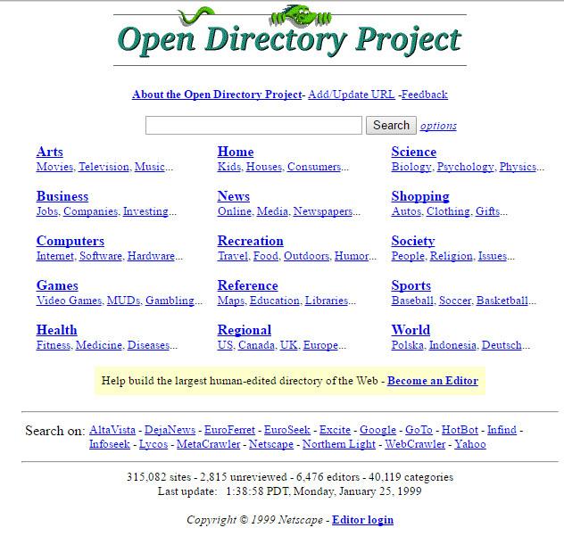 directory.mozilla.org
